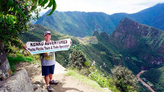2 day inca trail to machu picchu sungate