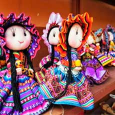Beautiful handcraft made in Cusco