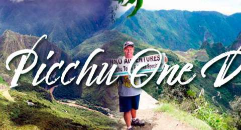 Machu Pichu One Day Hike