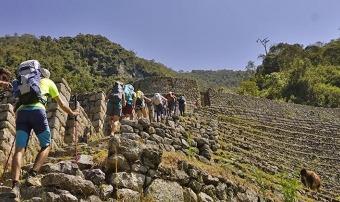 Inca Trail sickness altitude training