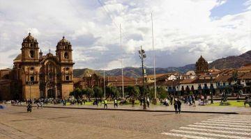 Cusco City Tour View